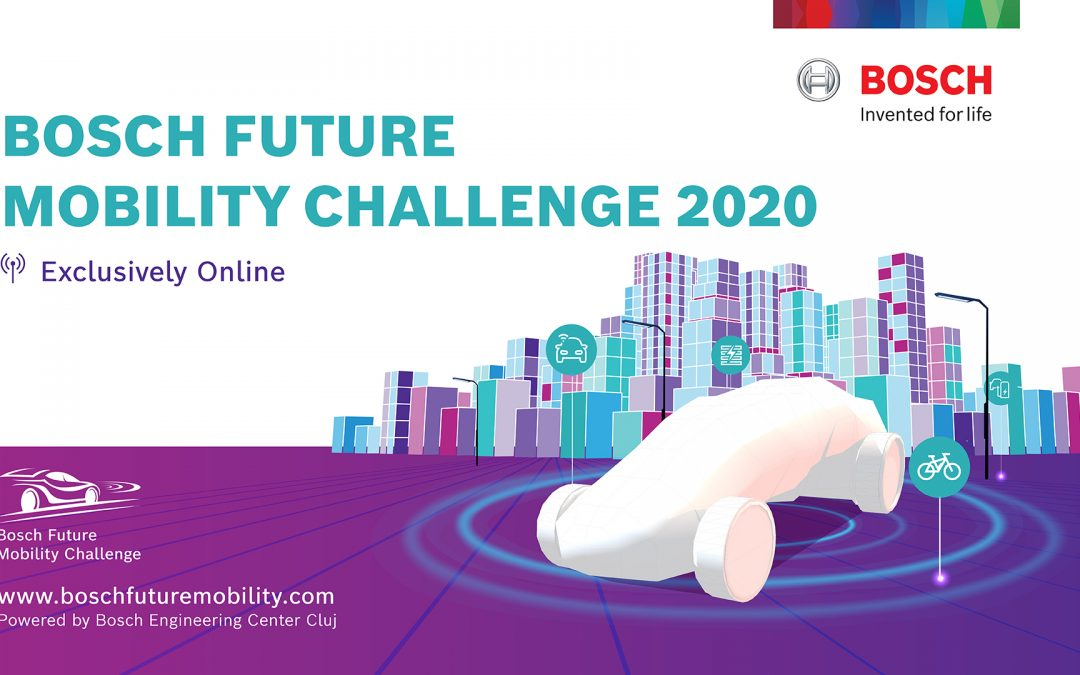 Bosch Future Mobility Challenge goes ONLINE