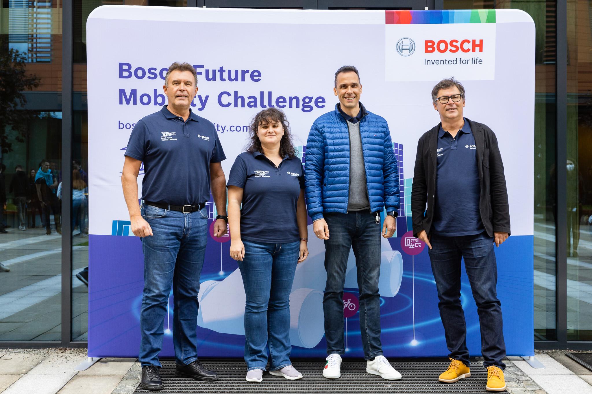 Bosch Future Mobility Challenge jury