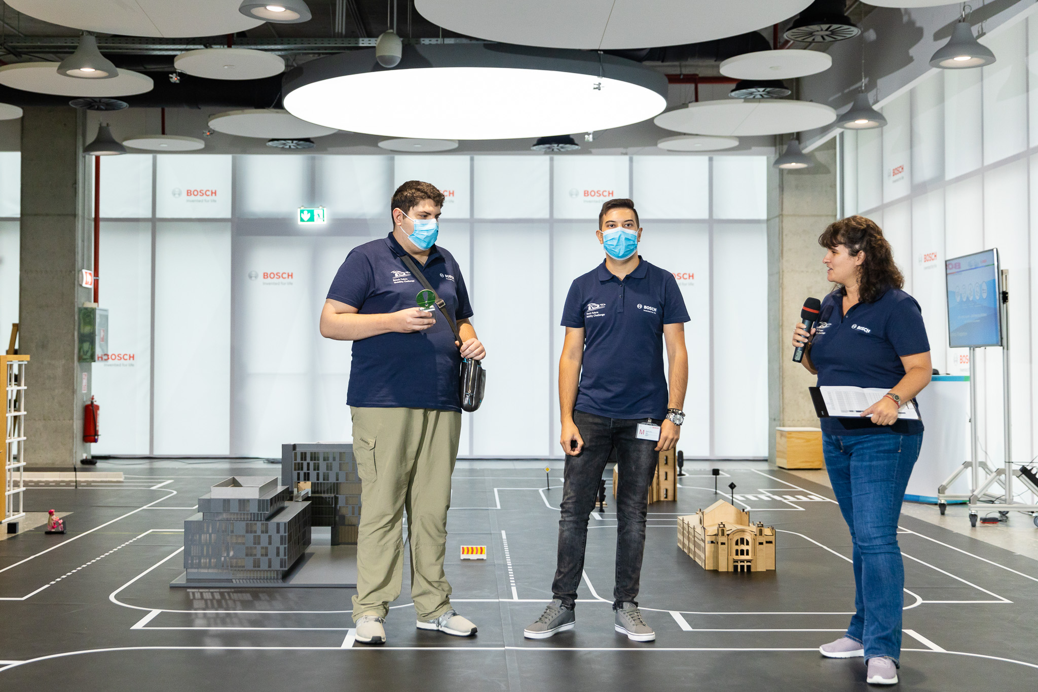 SODA team, Bosch Future Mobility Challenge